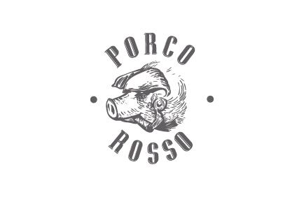 Porco Rosso logo
